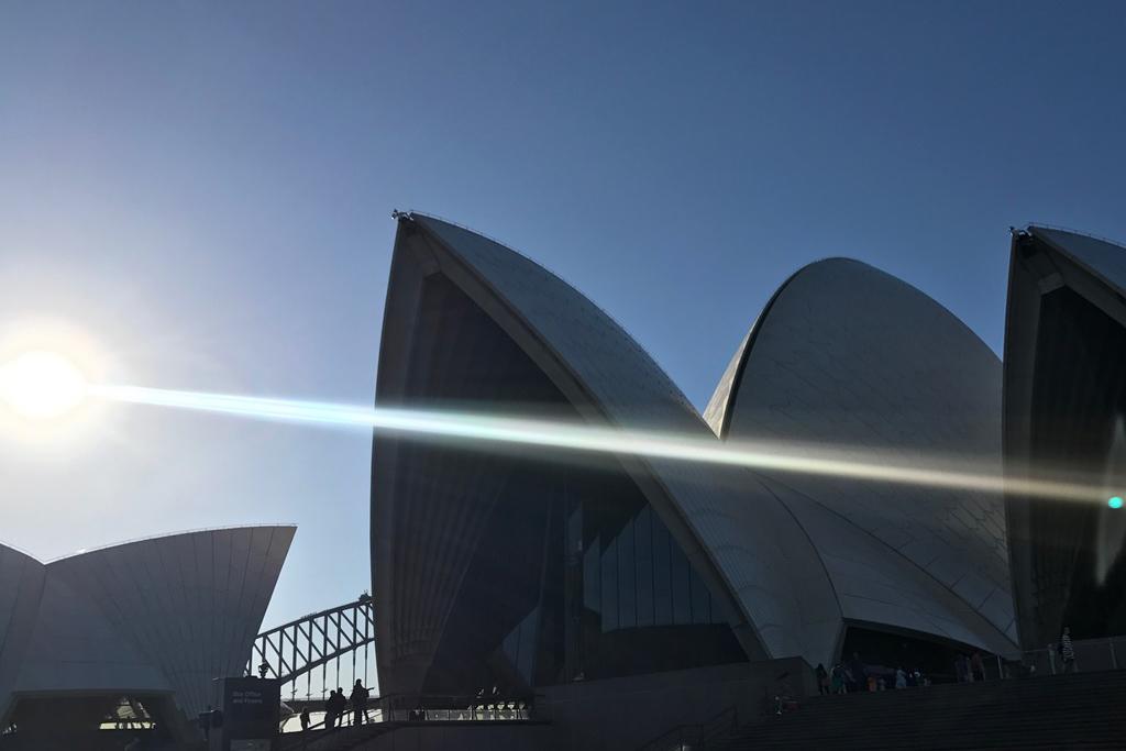Opera House Sydney Walks