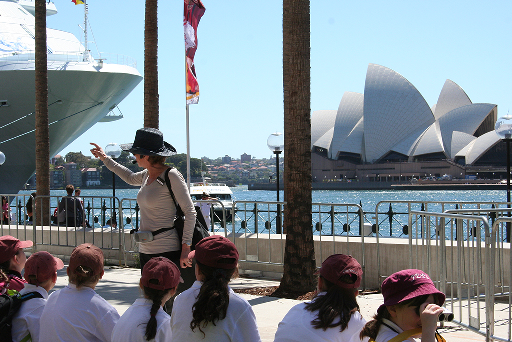 The Story of Sydney, From Indigenous Beginnings
