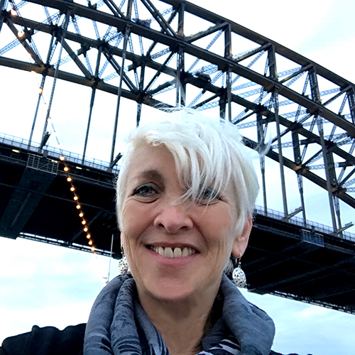 Elda - English and Italian Speaking Sydney Walks Tour Guide